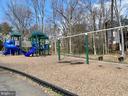 Just one of the 3 playgrounds around Lake Braddock - 9312 WINBOURNE RD, BURKE