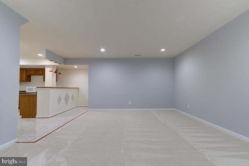 Fully finished basement - 23096 RED ADMIRAL PL, BRAMBLETON