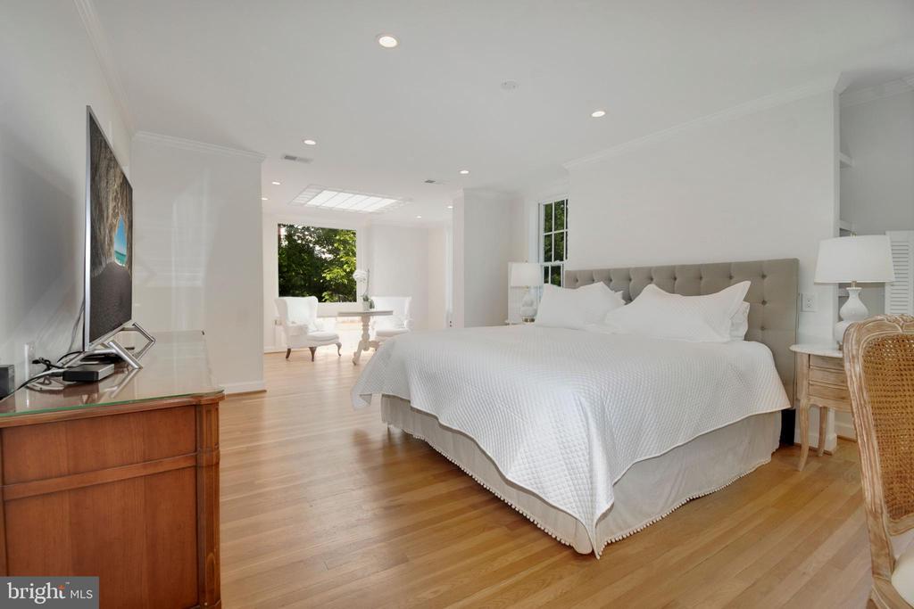 Owner Bedroom - 3033 WEST LANE KEYS NW, WASHINGTON