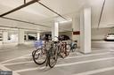 Bicycle storage - 2400 CLARENDON BLVD #301, ARLINGTON