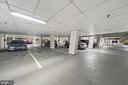 Underground parking - 2400 CLARENDON BLVD #301, ARLINGTON