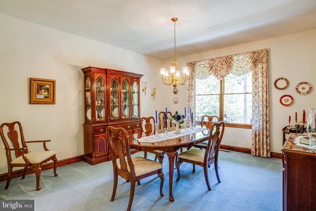 Formal Dining Room - 6559 OVERLOOK DR, KING GEORGE