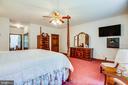 Primary Bedroom - 6559 OVERLOOK DR, KING GEORGE