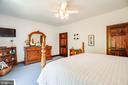 Bedroom 1 View 2 - 6559 OVERLOOK DR, KING GEORGE