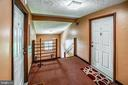 INTERIOR ENTRY TO UNITS - 12407 HICKORY TREE WAY #533, GERMANTOWN