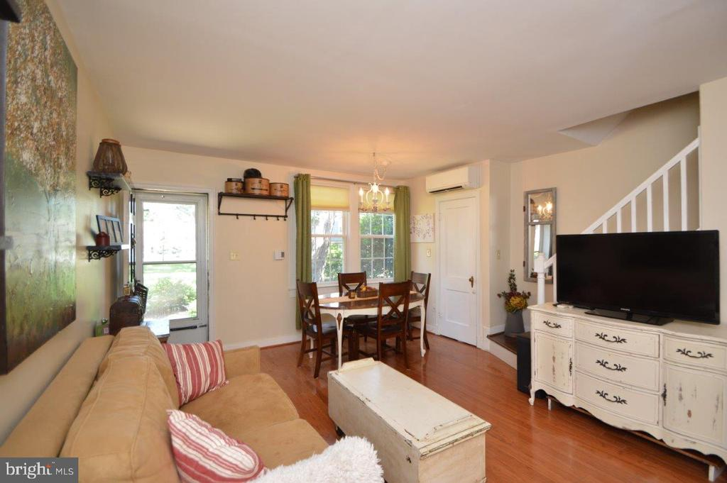 Example of Living/Dining Staged (previous listing) - 2600 16TH ST S #730, ARLINGTON