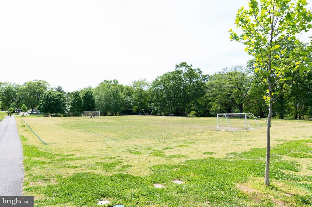 Community soccer field - 3543 S STAFFORD ST #A, ARLINGTON