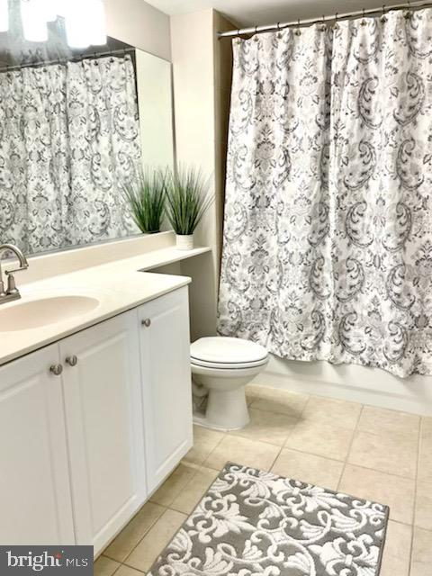 Bathroom - 851 N GLEBE RD #115, ARLINGTON