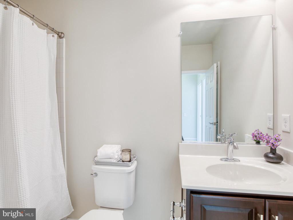 Hall bath - 20607 GEDDES TER W, ASHBURN