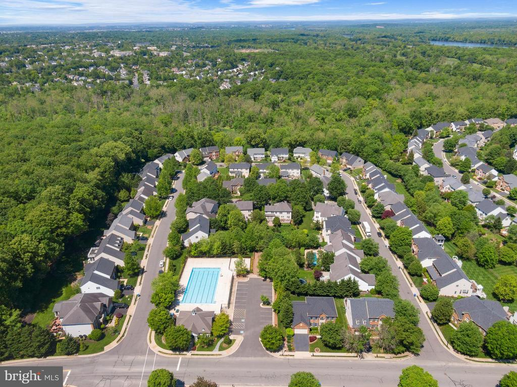 Ox Bow Circle Aerial View - 47273 OX BOW CIR, STERLING