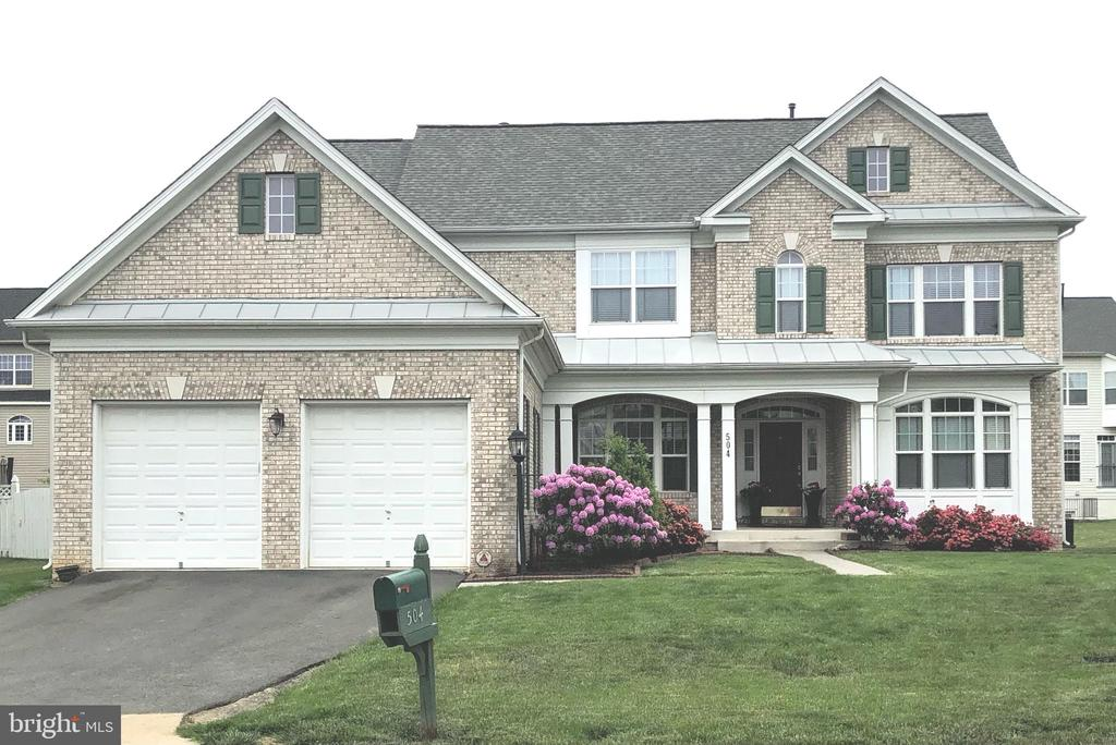 Welcome Home to 504 Page Street! - 504 PAGE ST, BERRYVILLE