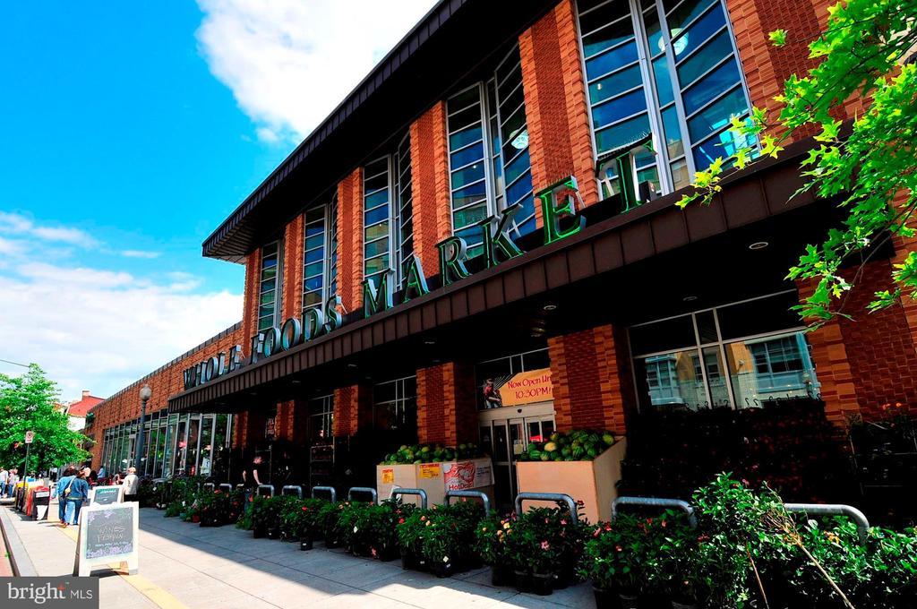Neighborhood Whole Foods - 1700 13TH ST NW, WASHINGTON