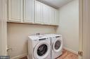 Upper Level Laundry Room - 3823 N RANDOLPH CT, ARLINGTON