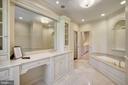 Her Bathroom - 3823 N RANDOLPH CT, ARLINGTON