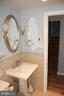 Lower Level Full Bath 1 - 4509 PEACOCK AVE, ALEXANDRIA