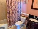 First Floor bathroom - 7216 PRESERVATION CT, FULTON