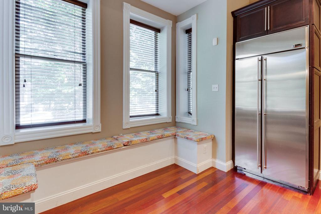 With Sitting Bench & Recessed Lighting - 1700 13TH ST NW, WASHINGTON