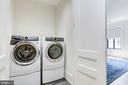 Guest House Laundry - 8905 HOLLY LEAF LN, BETHESDA