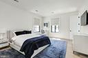 Guest House Bedroom #2 - 8905 HOLLY LEAF LN, BETHESDA