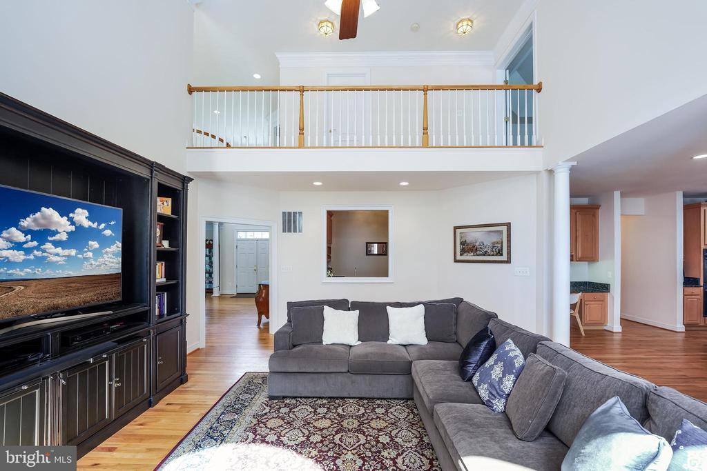Second story-overlook - 3680 WAPLES CREST CT, OAKTON