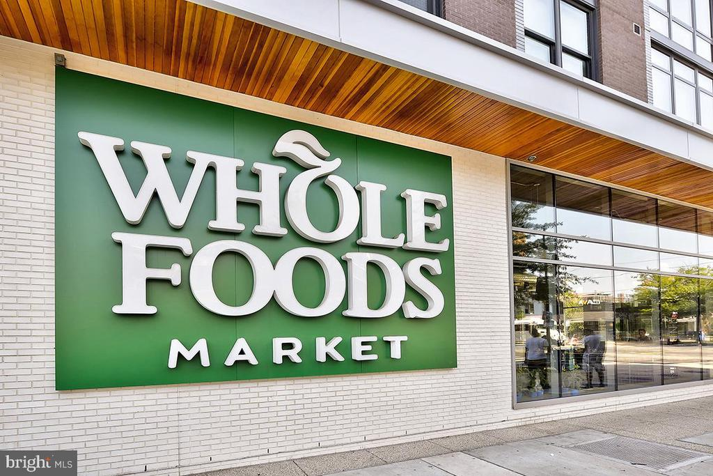 Daily shopping at Whole Foods as you come home - 1003 FLORIDA AVE NE, WASHINGTON