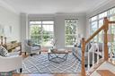 GORGEOUS TRIM DETAILING AND SOARING CLGS!! - 20428 HOMELAND TER, ASHBURN
