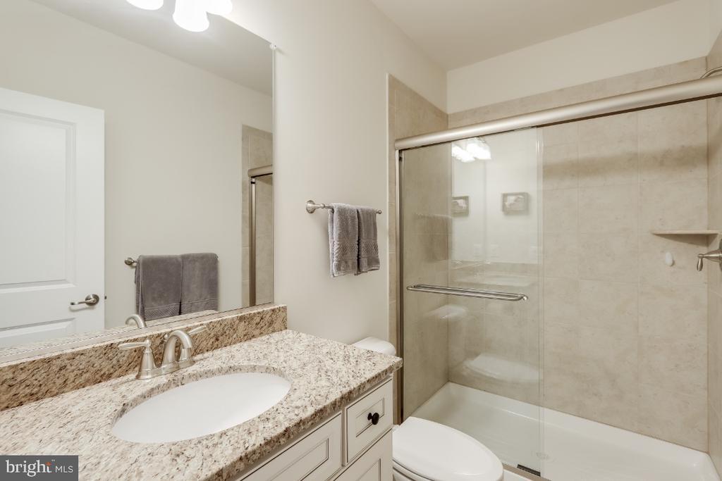 Lower Level Full Bath - 9754 KNOWLEDGE DR, LAUREL