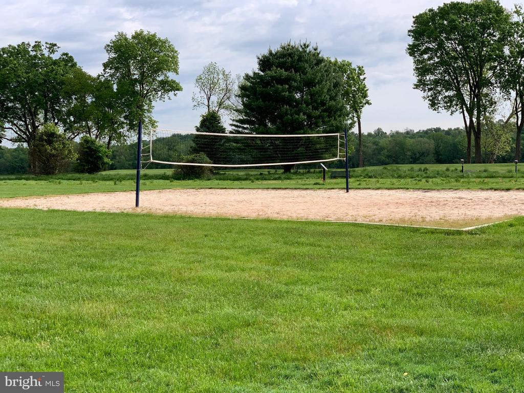 Sand Volleyball court at the park - 18362 FAIRWAY OAKS SQ, LEESBURG