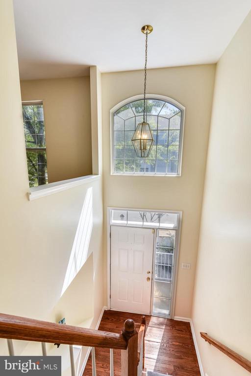 2 Story Foyer with Palladium Window - 21657 FRAME SQ, BROADLANDS