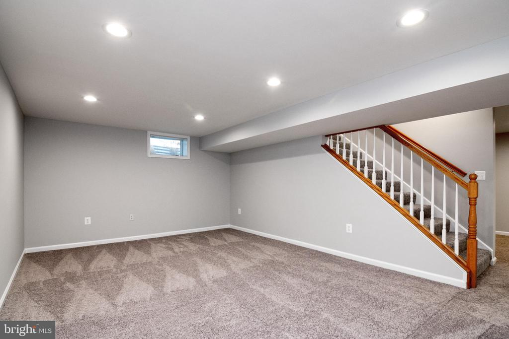 Additional Room in Lower Level - 19220 LIBERTY MILL RD, GERMANTOWN