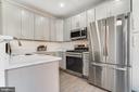 New kitchen and appliances - 1328 N ADAMS CT, ARLINGTON