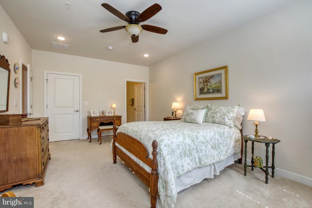 Primary Bedroom has HUGE Walk-in Closet - 43095 WYNRIDGE DR #203, BROADLANDS