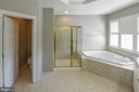 Main bath - 18302 FAIRWAY OAKS SQ NE, LEESBURG