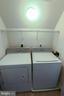 laundry area - 18302 FAIRWAY OAKS SQ NE, LEESBURG