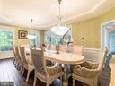 Main Dining Room-1 - 12809 GLENDALE CT, FREDERICKSBURG
