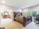 Nanny's Suite with Sitting Area - 12809 GLENDALE CT, FREDERICKSBURG