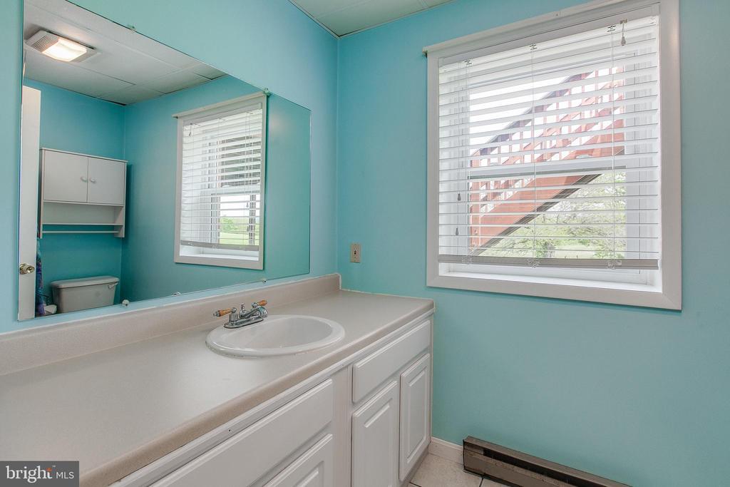 3rd full bathroom lower level - 7517 PICNIC WOODS RD, MIDDLETOWN