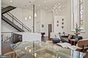 Living room - 609 MARYLAND AVE NE #1, WASHINGTON