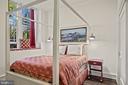 Guest bedroom - 609 MARYLAND AVE NE #1, WASHINGTON