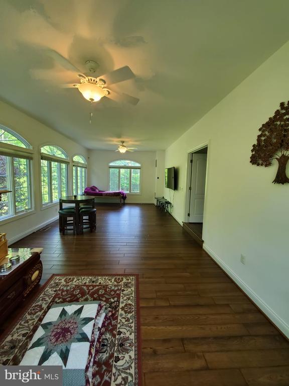Huge Extended Sunroom Off the Family Room - 12809 GLENDALE CT, FREDERICKSBURG