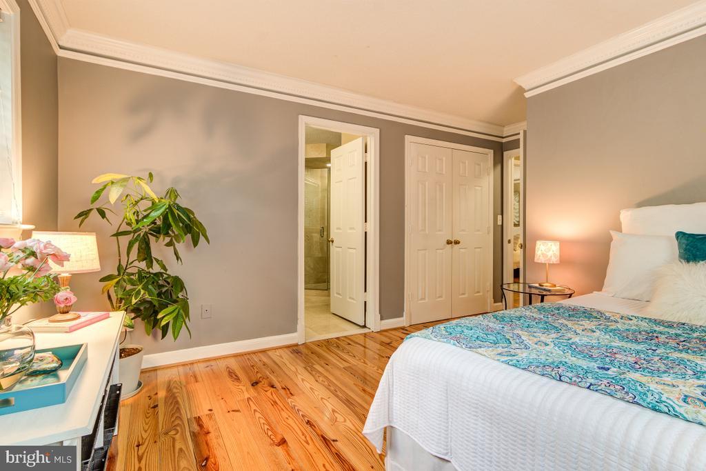 Bedroom 2 - 4345 MASSACHUSETTS AVE NW #4345, WASHINGTON
