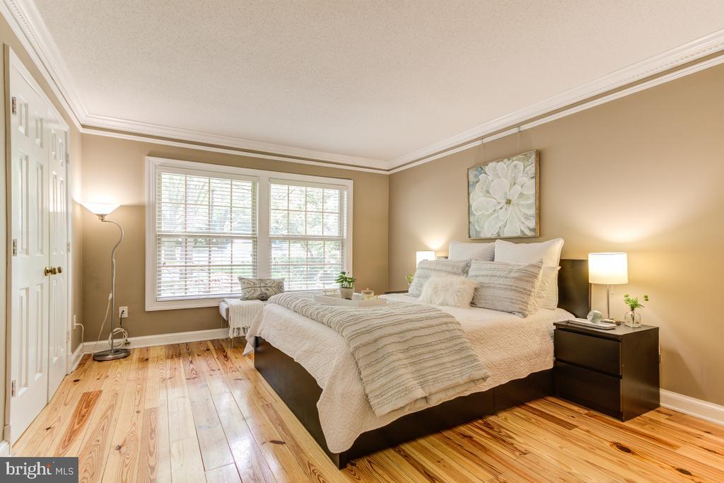 Bedroom 1 - 4345 MASSACHUSETTS AVE NW #4345, WASHINGTON
