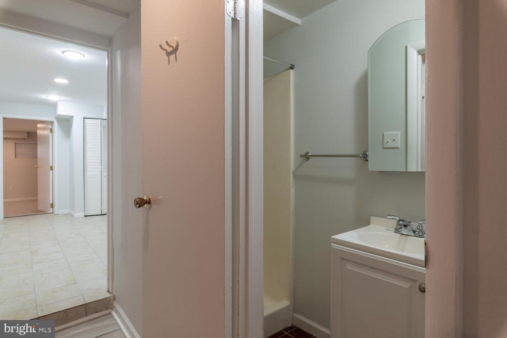 Unit B Bathroom - 1007 QUEEN ST, ALEXANDRIA