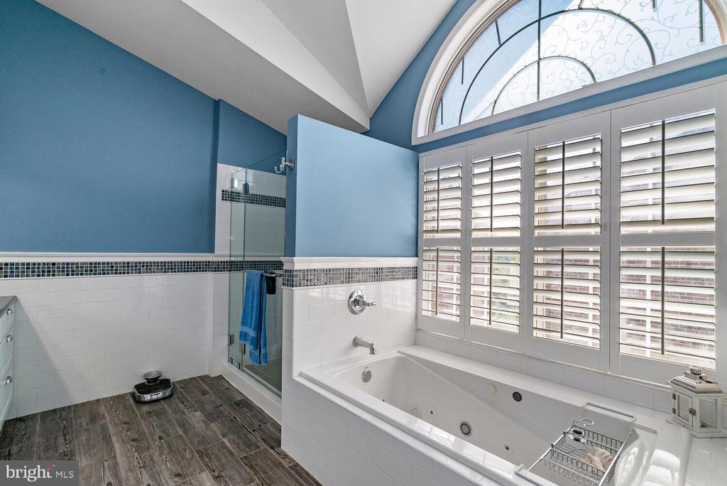 Upgraded Master Bathroom - 3054 S GLEBE RD, ARLINGTON