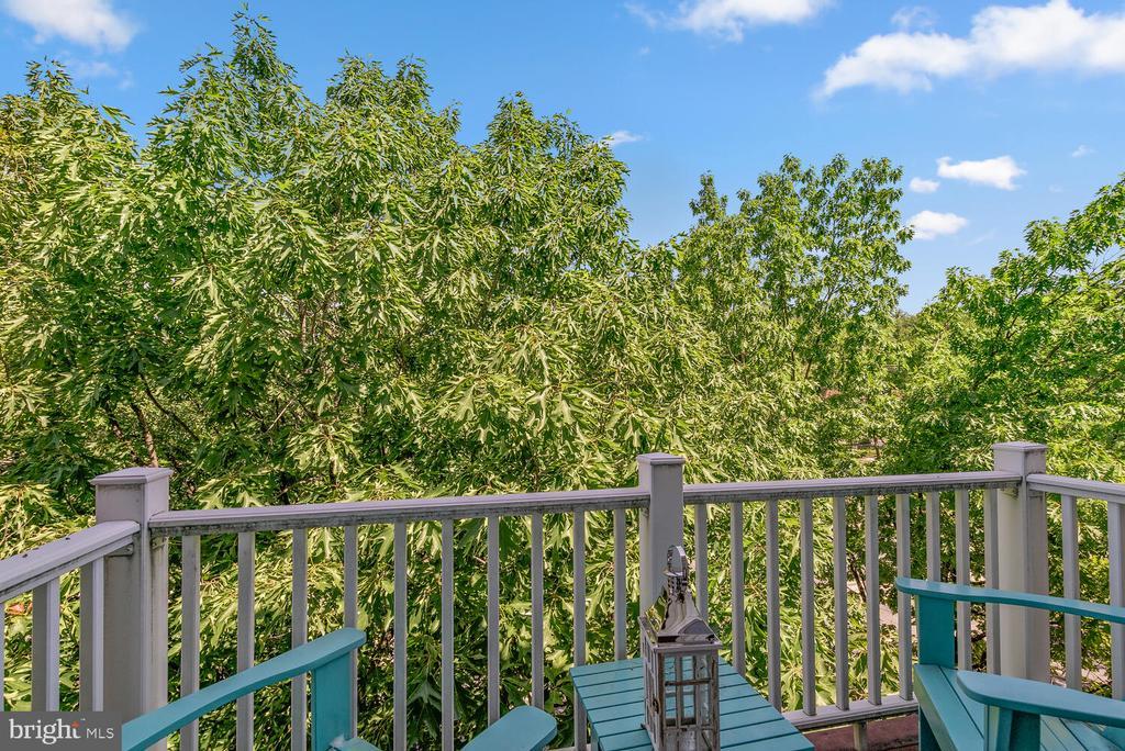 Upper Level Balcony - 3054 S GLEBE RD, ARLINGTON