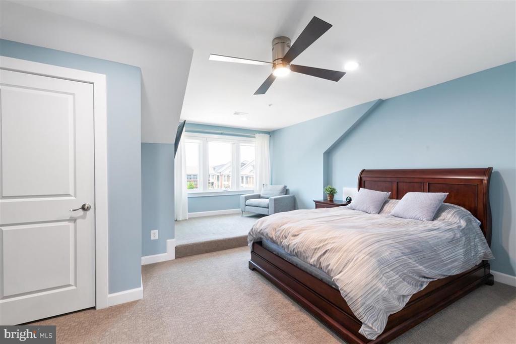 4th bedroom - 1800 BLUE MARBLE TER SE, LEESBURG