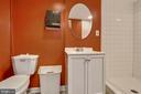Basement Bathroom - 5 BARNEY CIR SE, WASHINGTON