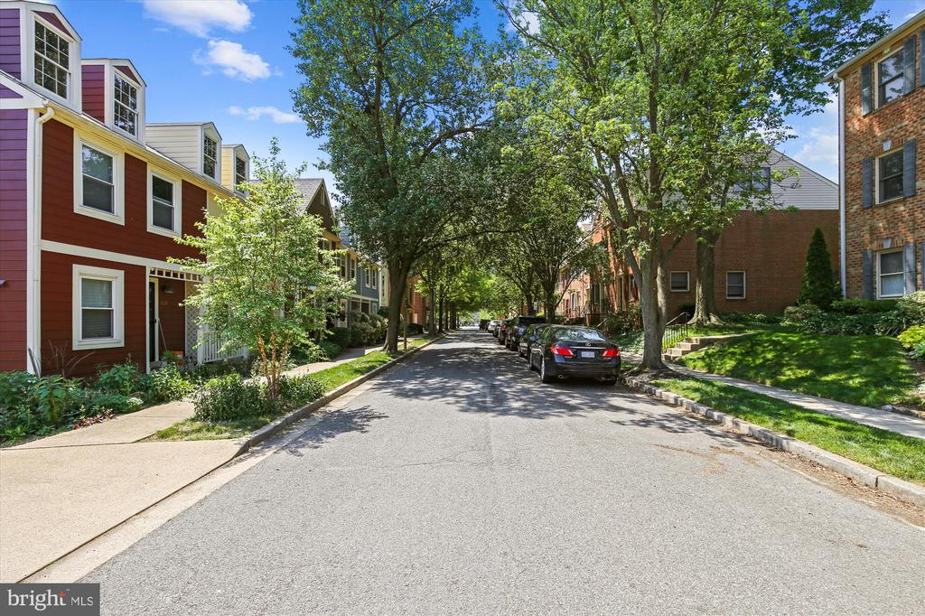 1186 N Vermont St is on a Lovely Tree-Lined Street - 1186 N VERMONT ST, ARLINGTON