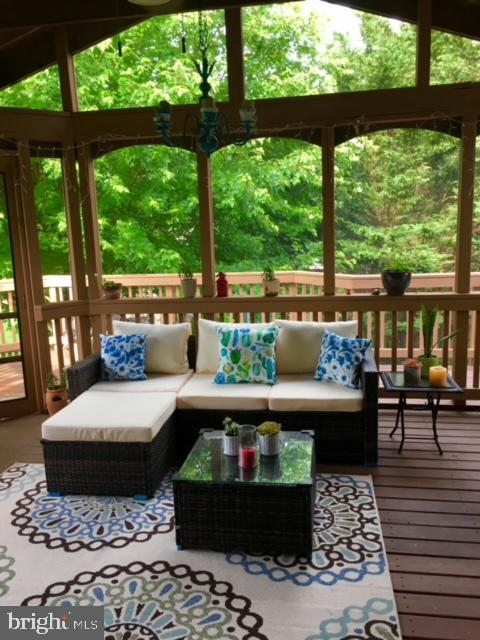 Screened Porch - 500 ROSEMARY LN, PURCELLVILLE