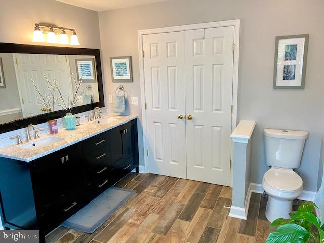 Primary bath - 500 ROSEMARY LN, PURCELLVILLE